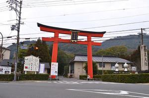 Matsunootaisha_otorii